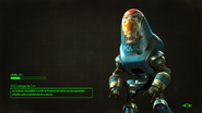 FO4 Police Protectron loading screen