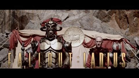Fallout Lanius Live Action Fan Film