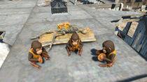 Fiddlers Green Cymbal Monkeys