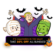 FOS Halloween sell