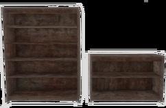 Fo4-bookcases