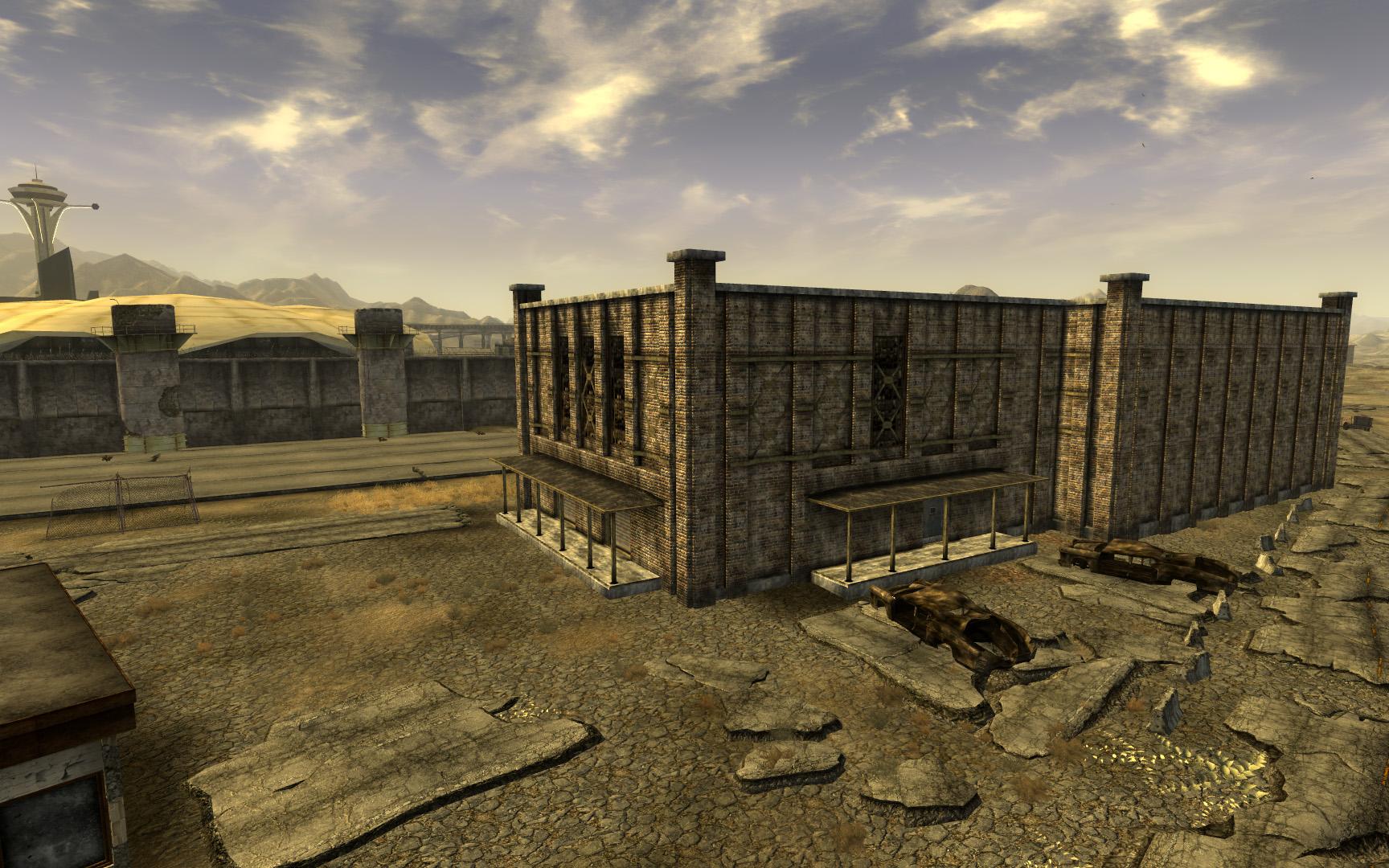 Abandoned Warehouse Fallout Wiki Fandom Powered By Wikia