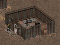 FO1 Quest Bust out of jail