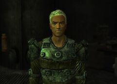 McNamara as Knight