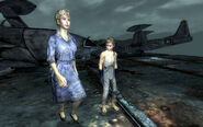 FO3 Vera Weatherly and Bryan Flight deck