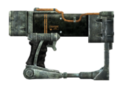 Laser pistol (Gamebryo)