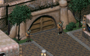 VC Downtown guards