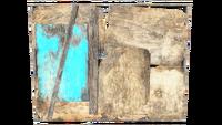 FO4 Shack Wall Plywood