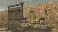 Old Mormon Fort