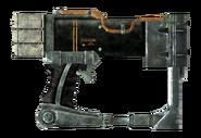 Laser pistol recycler
