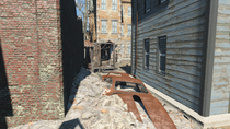 FO4 SBoston High over wall