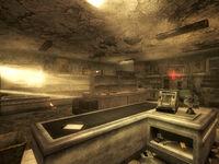 Klamath Bob liquor store interior