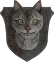 FO4-Mounted-Cat-Head
