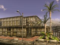 Michael Angelo's workshop