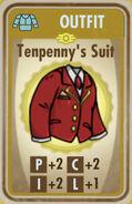 FoS Tenpennys Suit Card