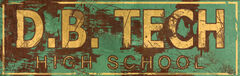 FO4 Sign DB Technical High School