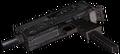 Rheinmetall 9mm machine pistol extended magazine hand.png
