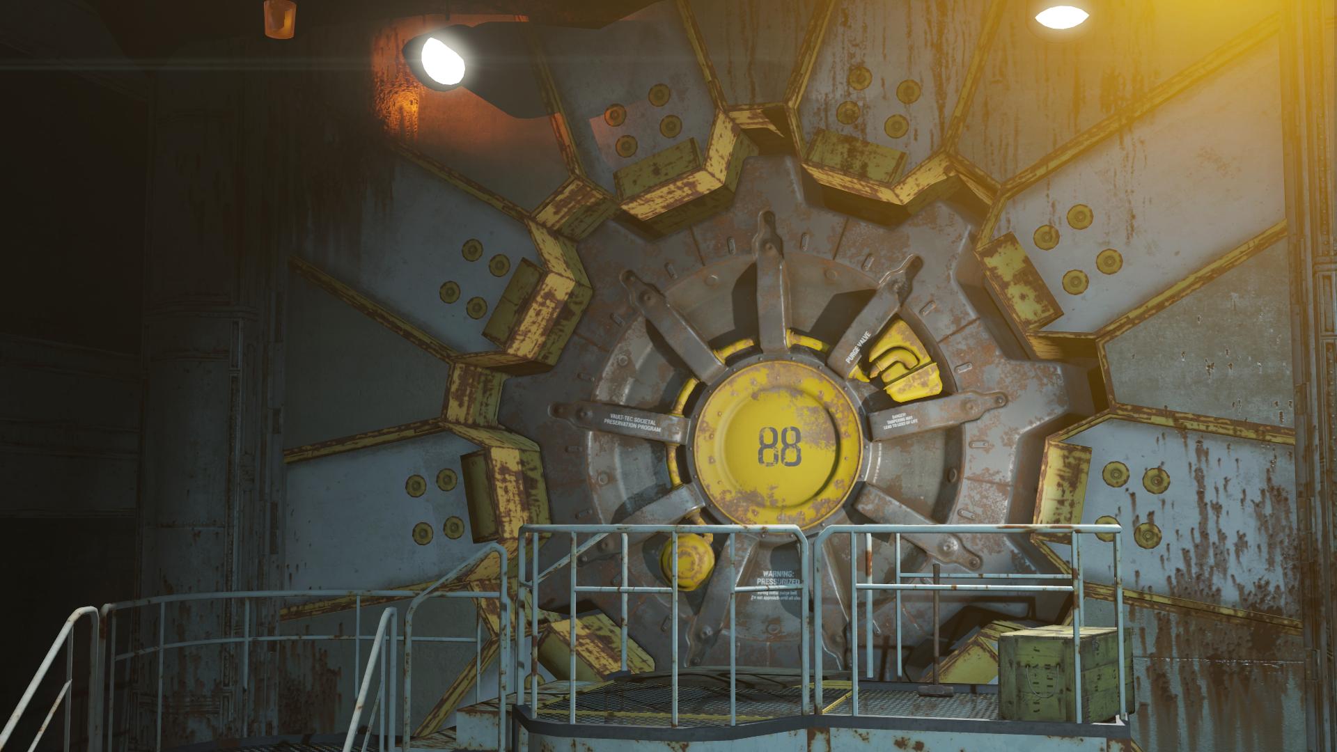Fallout Vault Door vault 88 | fallout wiki | fandom poweredwikia