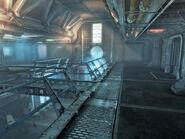 Vault 101 atrium