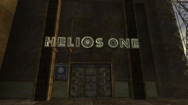 File:Helios One sign.jpg