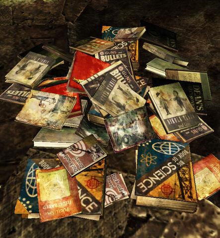 File:Mirar Pile of Books.jpg