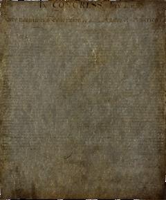 Declaration of Independence GECK
