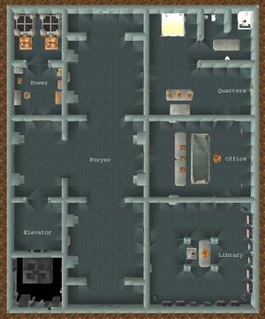 VB DD09 map Bunker Level 3