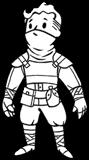 Icon NCR face wrap armor