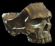 Capless skull