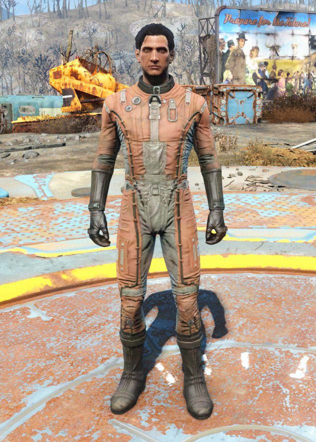 BOS uniform | Fallout Wiki | FANDOM powered by Wikia