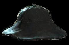 Old fisherman's hat