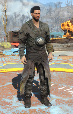 Fo4 - Robes of Atom's Devoted