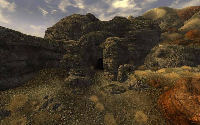 File:Bloodborne Cave exterior.jpg