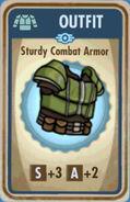 FoS Sturdy Combat Armor Card