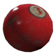 Three ball