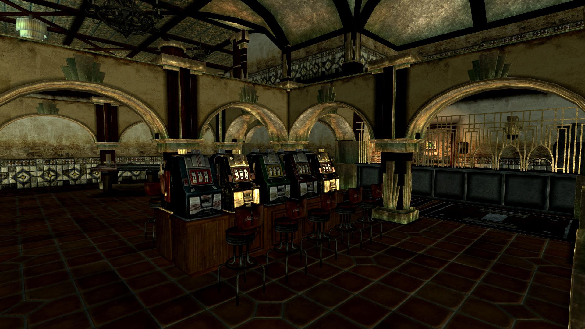 New vegas gambling sierra madre