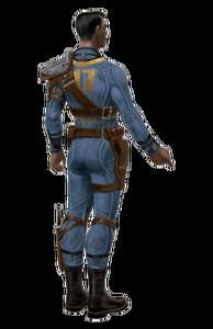 Art of Fo4 Vault 17 jumpsuit (2)