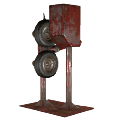 Fo4CW pitching machine