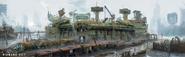 Diamond City panorama