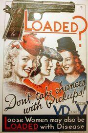 Vintage std poster