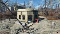 FO4 Fort Hagen (Entrance Checkpoint 2)