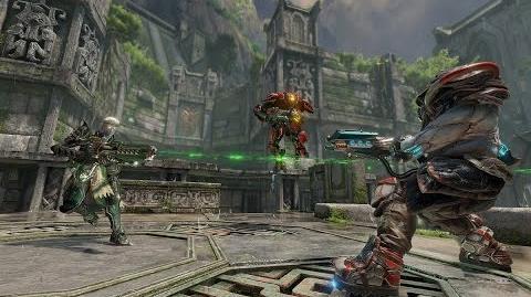 Quake Champions – Debut Gameplay Trailer