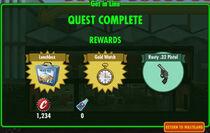 FoS Get in Line rewards