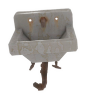 Fo4-sink-broken