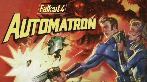 Fallout 4 – Automatron Official Trailer (PEGI)