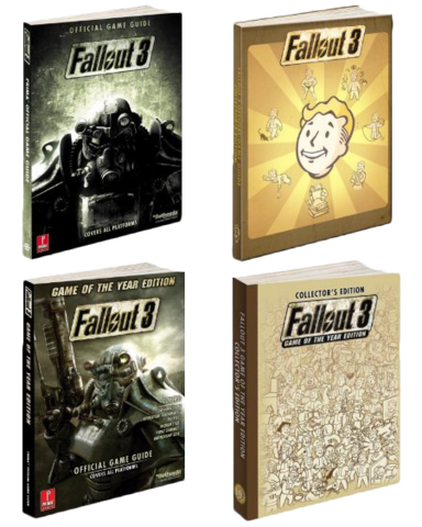 File:Fallout 3 Official Game Guide Collage.png