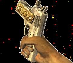 Weap joshua pistol whippin 45