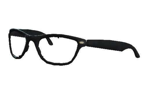 File:Black-rim glasses.png