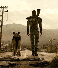 File:The Lone Wanderer and Dogmeat.JPG