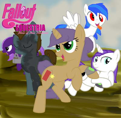 Ponies of Mass Destruction